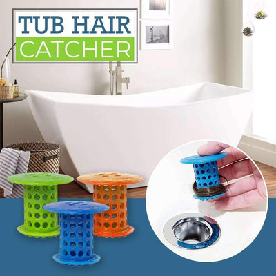 Tub Hair Catcher