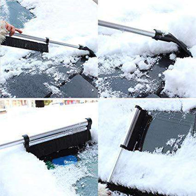Car Snow Removal Helper