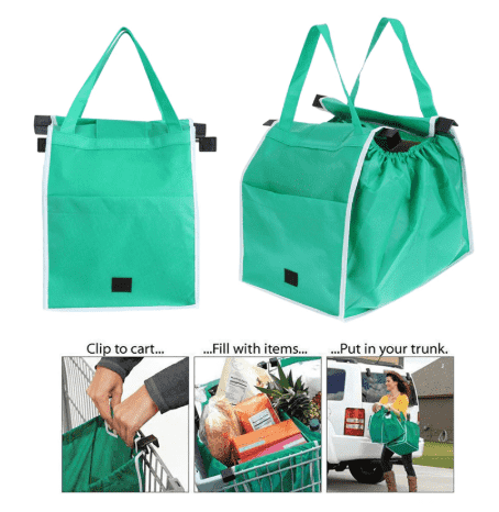 Reusable Grocery Cart Bag