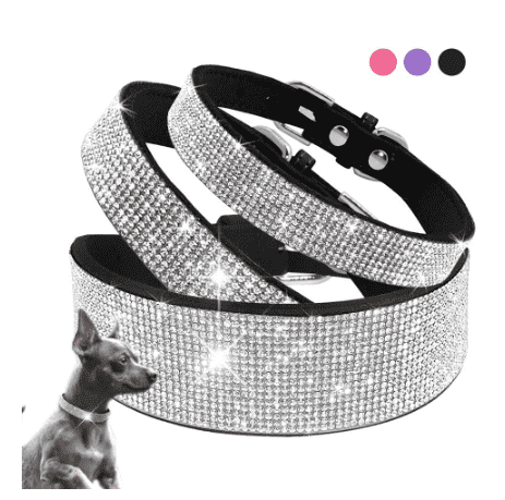 Luxury Rhinestone Collar