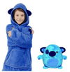 FleecePets™ - Toy Animals That Transform To Hoodies