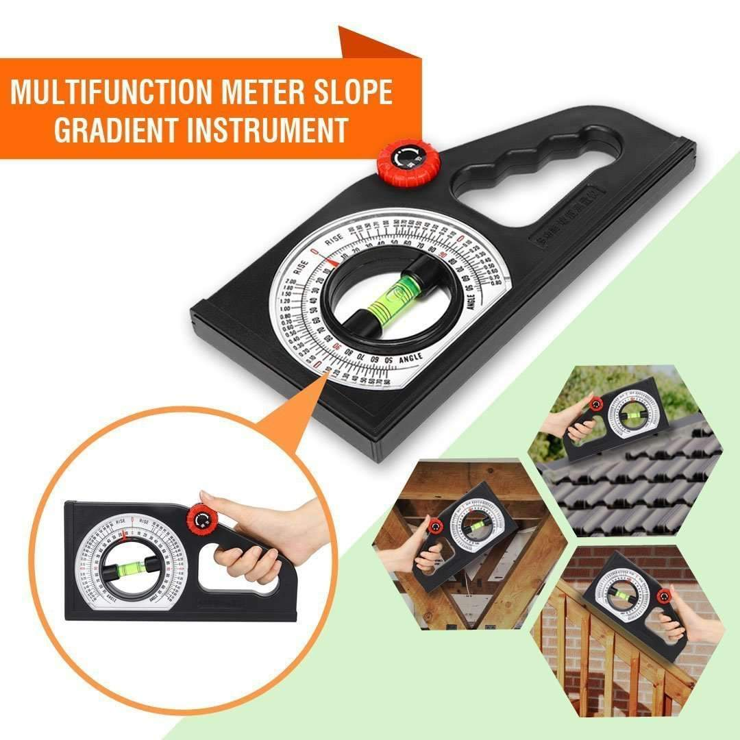 Multi-functional Industrial Slope Measuring Tool