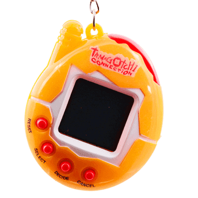 Electronic Virtual Pet Toy