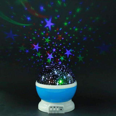 Starry Sky Star Projector