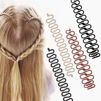 Braid Hairstyling Tool - 3pcs Set