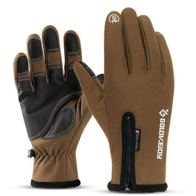 Outdoor Waterproof Touch Screen Gloves