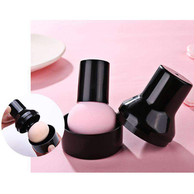 Wet and Dry Dual Use Mushroom Makeup Sponge