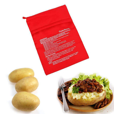 Potato Microwave Bag