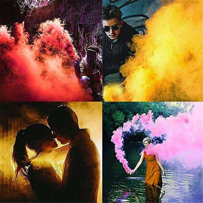 Color Magic Smoke Props