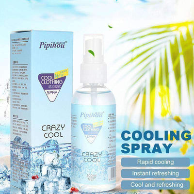 Summer Cooling Spray