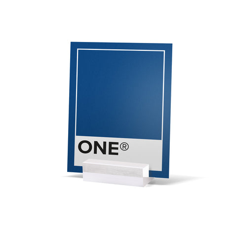 Pantone Blue Table Numbers