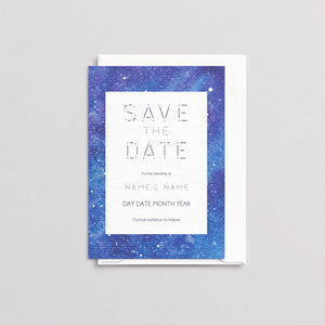 Cosmic Save The Date