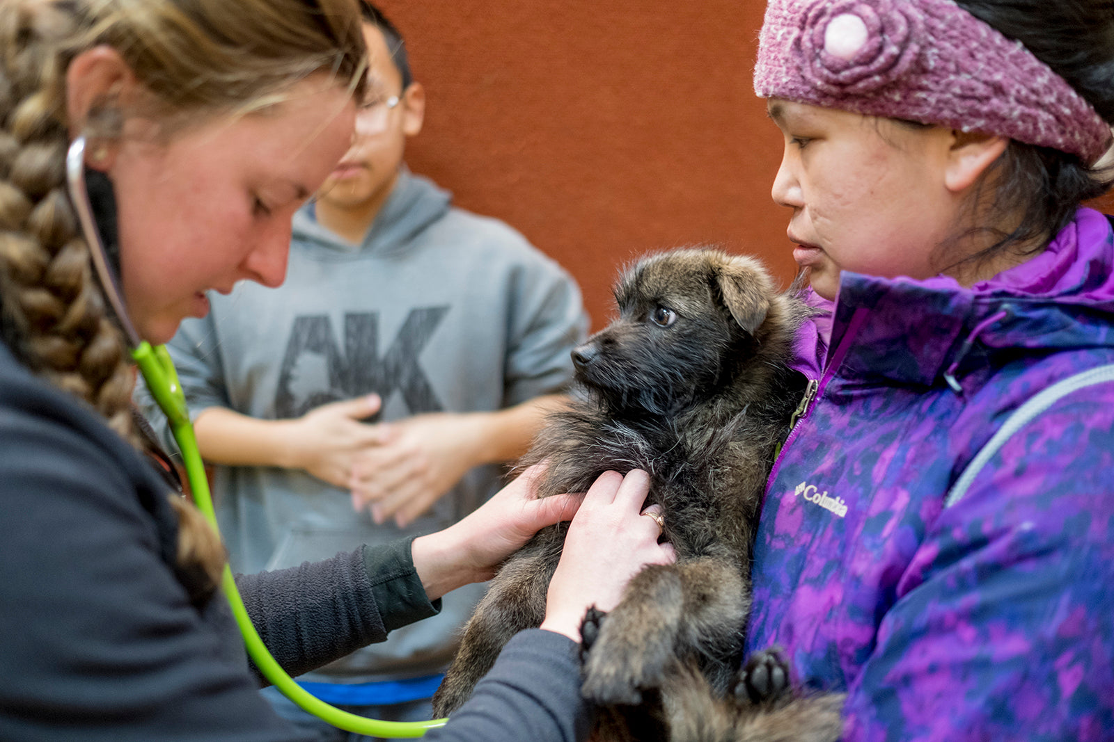 Spay/Neuter and Vaccinate a Village Pet