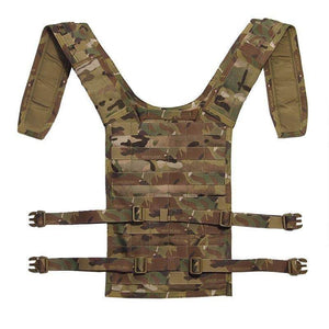Chest Rig Back - Tacti-Code.com