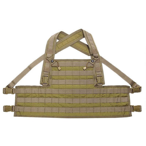 Chest Rig Front - Tacti-Code.com
