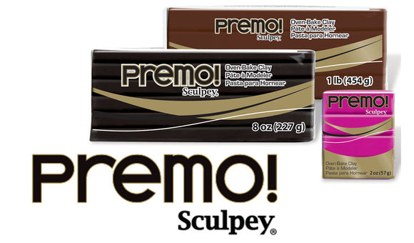 Premo! Sculpey® 2 ounce bars