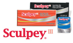 Sculpey® III, 1 pound bars.