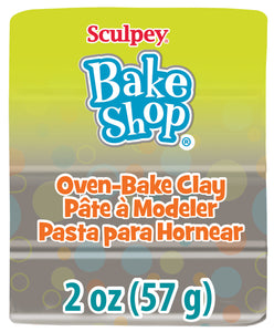 Bake Shop by Sculpey® 2 oz  Grey  BA02 1803