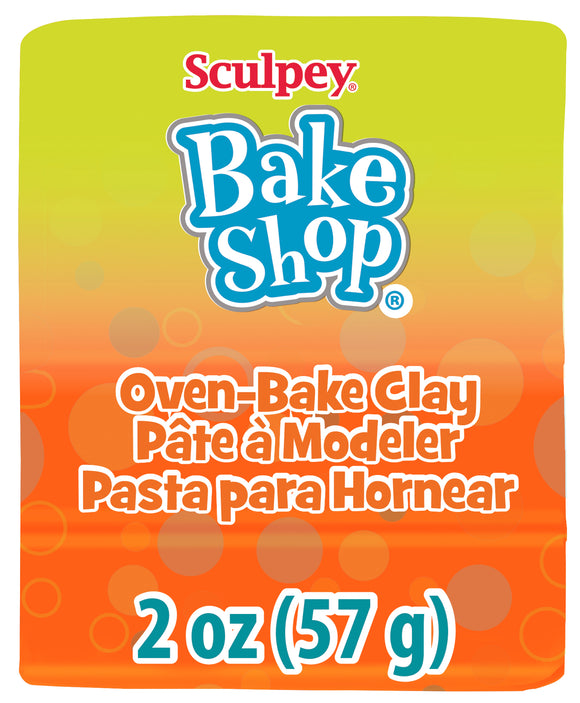 Bake Shop by Sculpey® 2oz  Orange BA02 1814