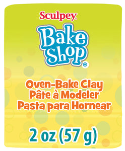 Bake Shop by Sculpey® 2oz  Yellow BA02 1816