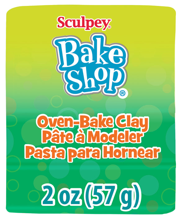 Bake Shop by Sculpey® 2oz Green BA02 1822