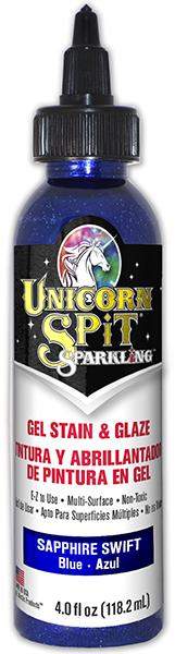 Unicorn Spit Sparkling Sapphire Swift 4 oz bottle 5775001