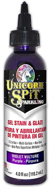 Unicorn Spit Sparkling Violet Vulture 4 oz bottle 5775002