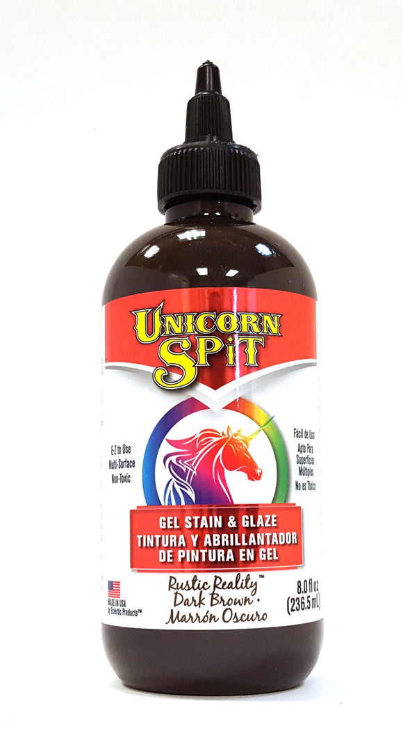 Unicorn Spit Rustic Realty Dark Brown 8 oz 5771012