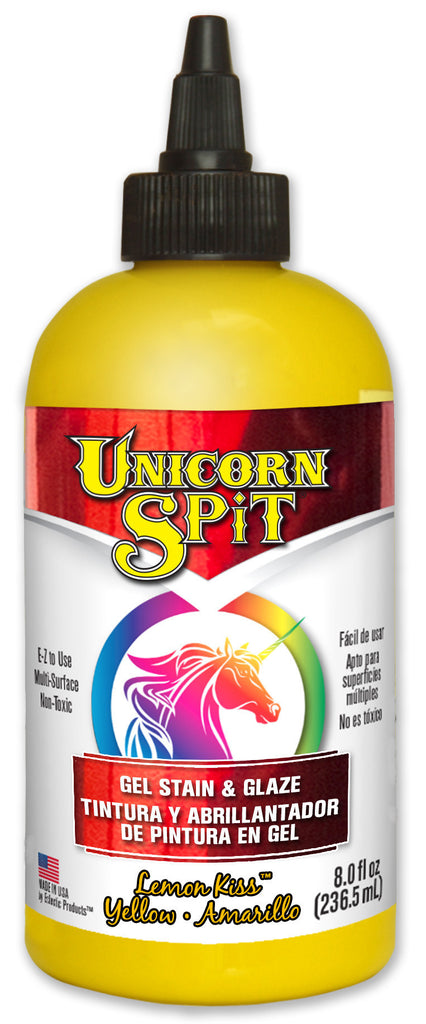 UNICORN SPIT, Lemon Kiss, 8 oz bottle.