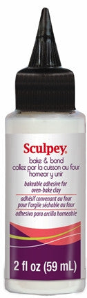 Sculpey Bake & Bond, 2 fl. ounce # ABB02