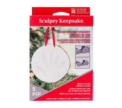 Deluxe Handprint Ornament Kit H3002 Christmas