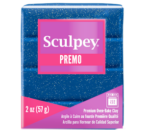 Premo Sculpey® Accents Galaxy Glitter, 2 oz bar  PE02 5005
