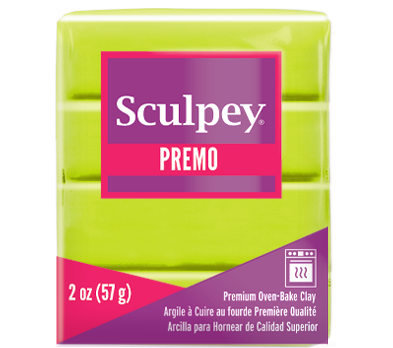 Premo Sculpey® Clay Wasabi, 2 oz bar. PE02 5022