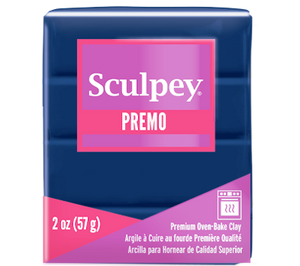Premo Sculpey® Clay  Navy 2 oz bar PE02 5050
