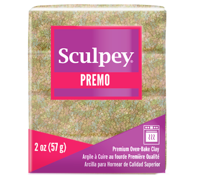 Premo Sculpey® Accents Clay Opal, 2 ounce bar, PE02 5109