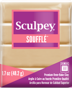 Sculpey Souffle Clay 2 oz.-Latte
