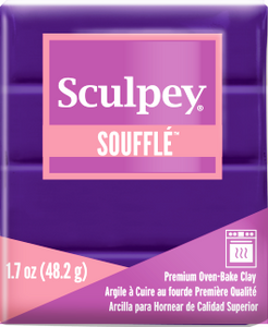 Sculpey Souffle Royalty, 1.7 ounce SU 6513