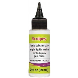 Liquid Sculpey White ALSWE02