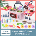 Portable Picnic Mini Kitchen