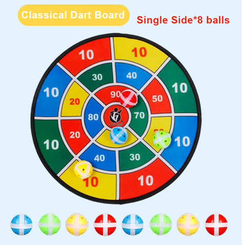Sticky Dart Board