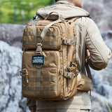 Tactical Multifunctional Backpack