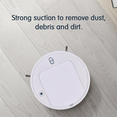 4 in 1 Smart Robotic Vacuum Cleaner
