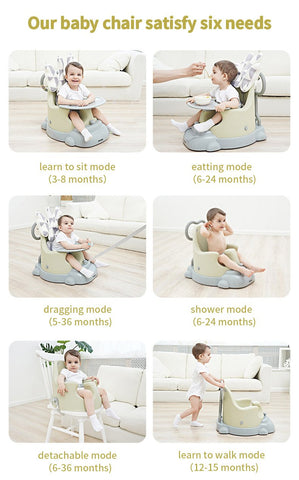 6 IN 1 Baby Chair