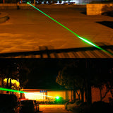 Multifunctional Laser Flashlight