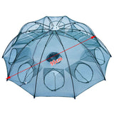 Foldable Umbrella Fishing Net