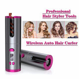Style Maker - USB Cordless Automatic Hair Curler
