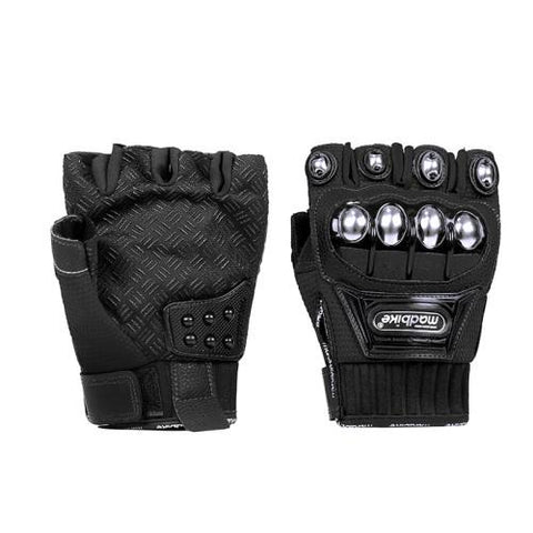 Full Finger Motorcycle Steel Shell Gloves