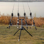 Wireless Fishing Bite Alarm And Rod Holder Set
