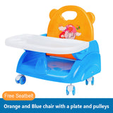 Foldable Baby Dining Chair