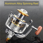 Aluminum Alloy Spinning Reel